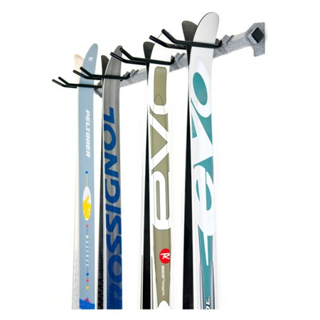 6 Pair Ski Rack (Monkey Bars Cross Country 4 Pair Ski Rack )
