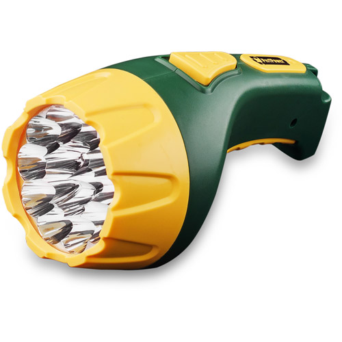 GoGreen Power 15 LED Rechargeable Flashlight, GG-113-15RC