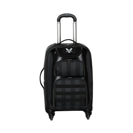 Subtle Patriot Covert Men's 4 Wheel Cabin Luggage