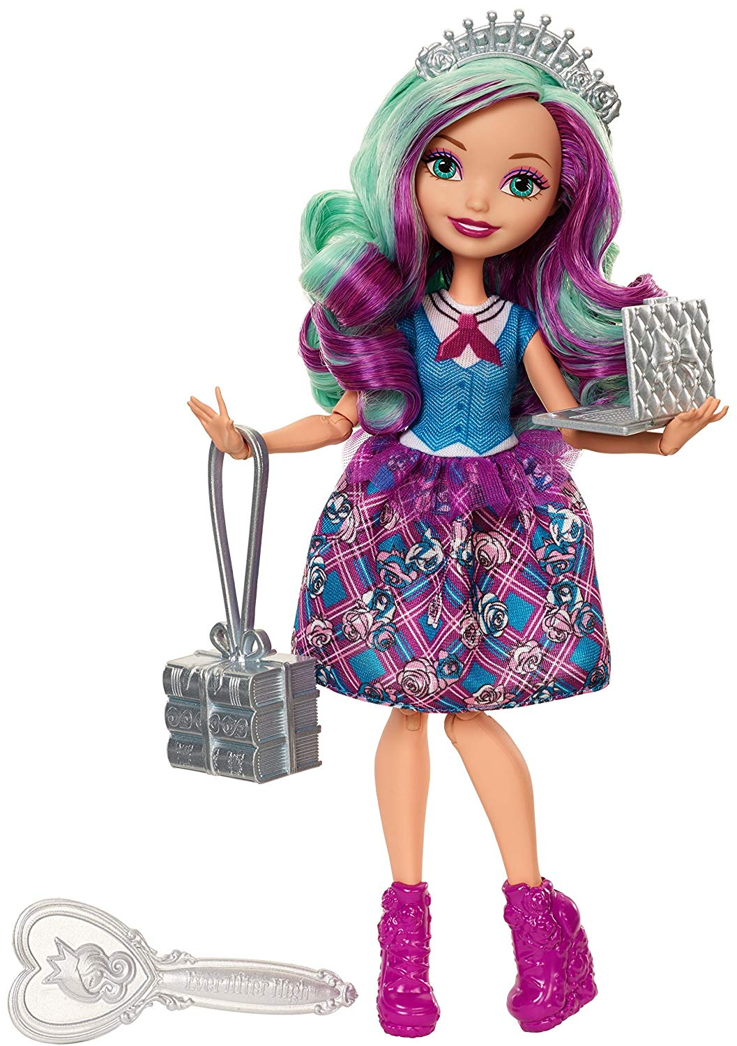 Ever After High Back to School Madeline Hatter Doll by Mattel