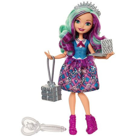 Ever After High Back to School Madeline Hatter Doll - Ever After High Kitty Cheshire