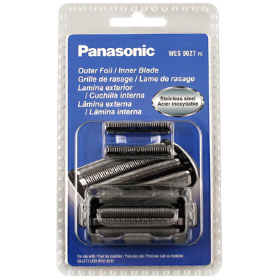 Panasonic Replacement Inner Blade and Outer Foil Combo, 2 count