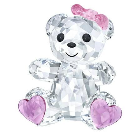 Swarovski Kris Bear - Sweetheart Crystal Figurine 5301571