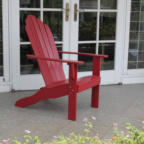 adirondack chair, multiple colors - walmart