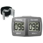 Raymarine 38326M Wireless Micro Compass System w/ Strap Bracket & Race Timer