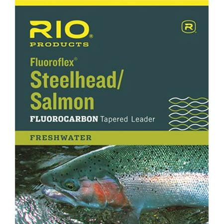 Rio Fluoroflex Steelhead / Salmon Tapered Leader
