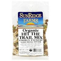 Sunridge Farms Organic Trail Mix 25 LB (Pack of 25)