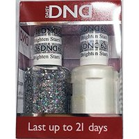 DND Nail Polish Gel & Matching Lacquer Set (626 - Brighten Stars)