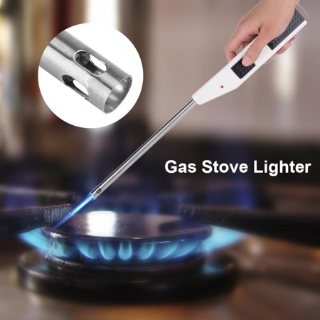 Knifun Electronic Kitchen Gas Stove Lighter Spark Starter Oven BBQ Candle Safety Ignitor, Candle BBQ Lighter, Gas Cooker Lighter