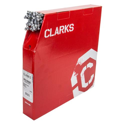 Clarks Cable Brake Wire 1810-Stainless MTB 100/Box