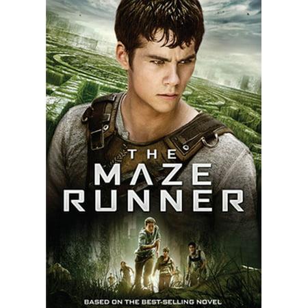 The Maze Runner (DVD)