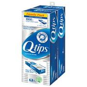 Q-tips Cotton Swabs Original, 1000 ct