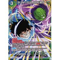 Dragon Ball Super Malicious Machinations Son Gohan & Piccolo, Pupil and Master BT8-119