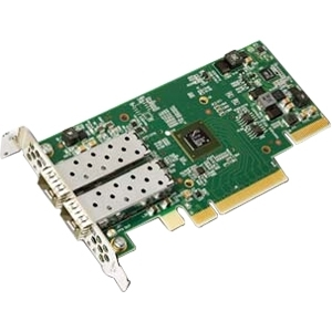 Solarflare Flareon Ultra SFN7122F Dual-Port 10GbE PCIe 3.0 Server I O Adapter by SOLARFLARE COMMUNICATIONS INC