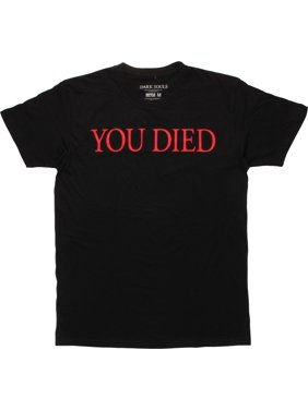 Dark Souls You Died T-Shirt