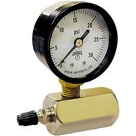 Jones Stephens Corp Gas Test Gauge G64 015