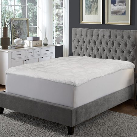 MGM Grand Hotel Soft Micro Mink Mattress Topper with skirt