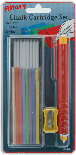 Chalk Cartridge Set-