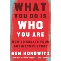What You Do Is Who You Are: How to Create Your Business Culture - Hardcover