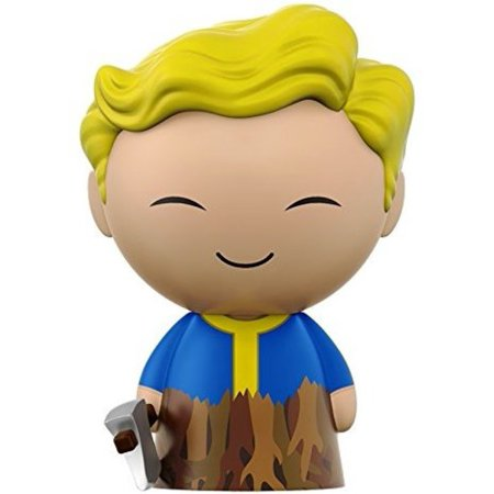 Fall Out Boy Simpsons (FUNKO DORBZ: FALLOUT - VAULT BOY)