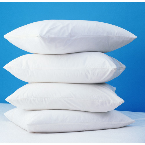 Bargoose Home Textiles Waterproof Zippered Pillow Protector
