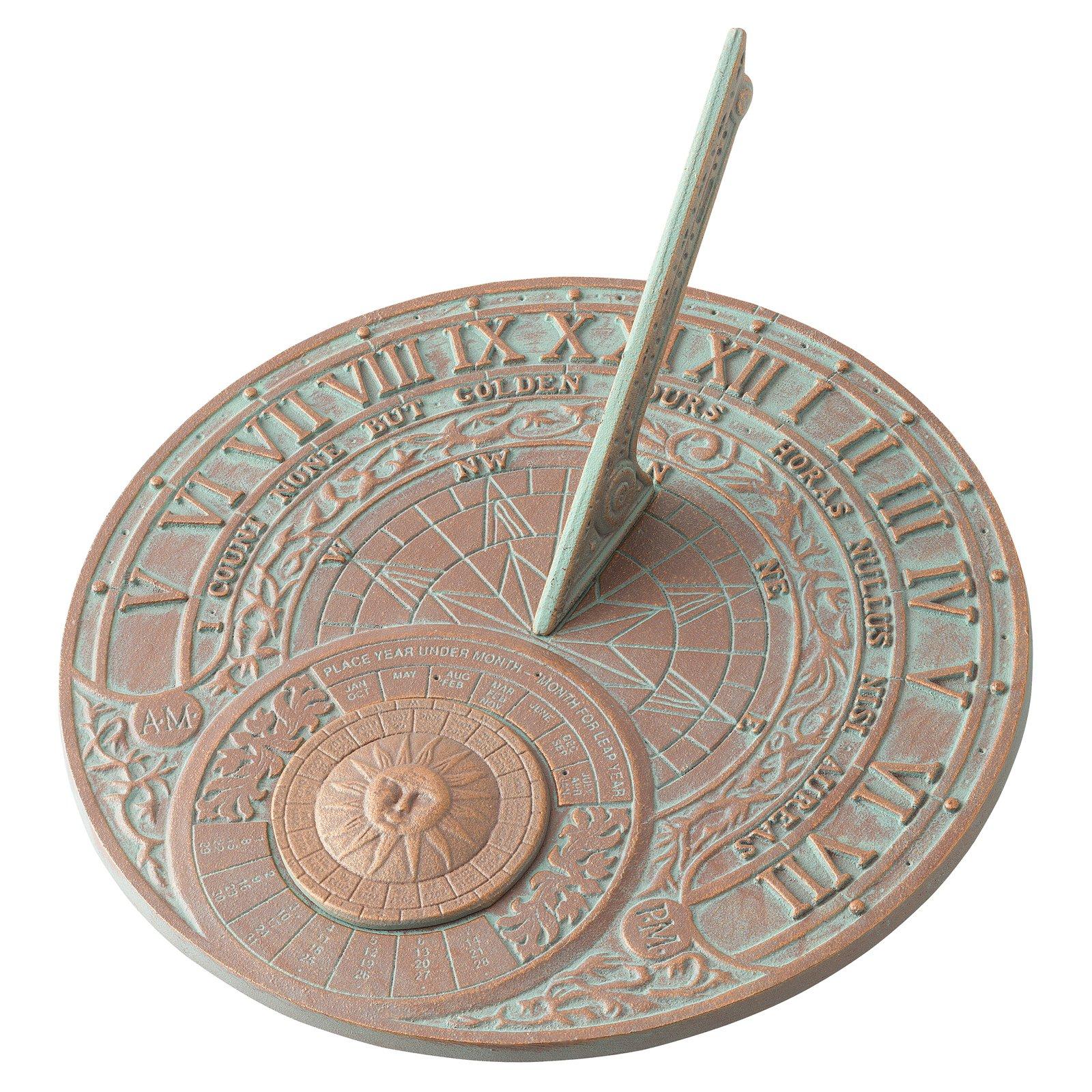 Perpetual Calendar Sundial