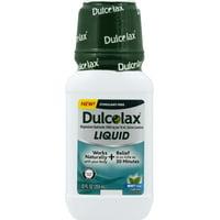 Dulcolax Liquid Laxative Mint 12oz