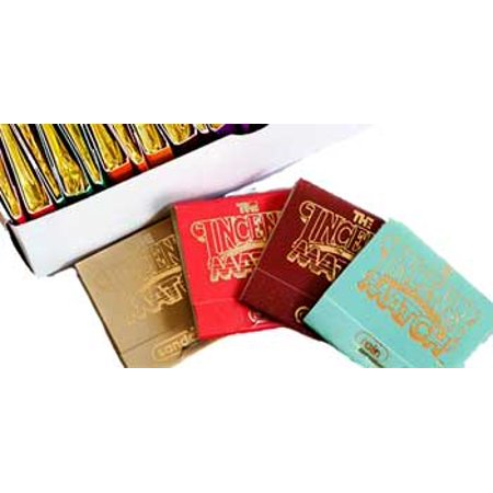 Incense Scented Matches 50 packs 16 Various Flavors Bayberry Cinnamon Coconut Frankincense French Vanilla Hollyberry Jasmine Musk Oriental Blossom Patchouli Potpourri Rain Sandlewood Spice Strawberry