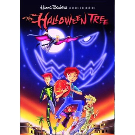 The Halloween Tree (DVD) - Halloween 2 Movie Cast