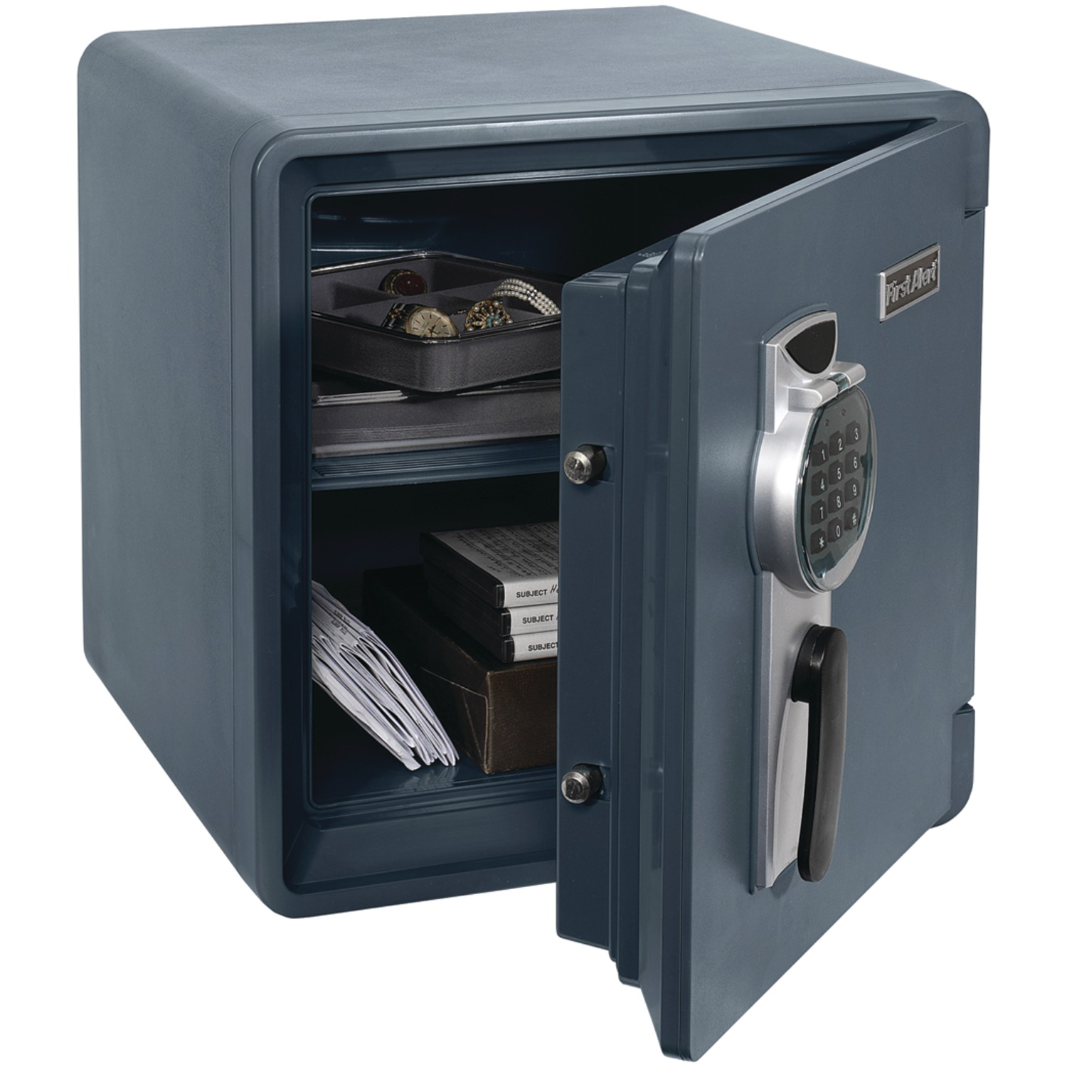 First Alert 2092DF 1.31 Cubic-ft Waterproof Fire Safe With Digital Lock by First Alert