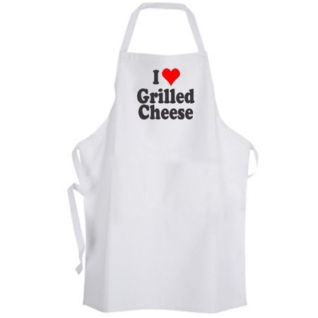 Aprons365 - I Love Grilled Cheese – Apron – Heart