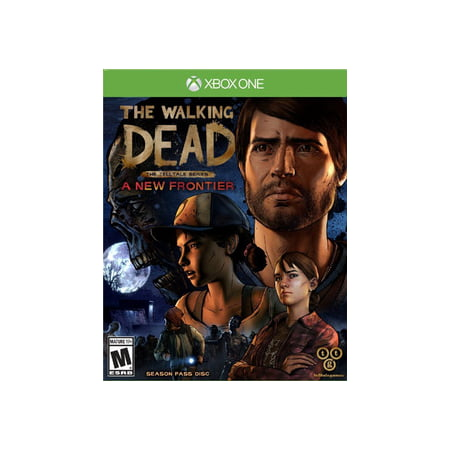 WALKING DEAD TELLTALE SERIES NEW FRONTIER, Xbox One