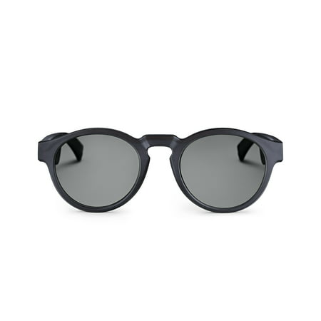 Bose Frames Rondo Audio Sunglasses with Bluetooth Connectivity, Black ()