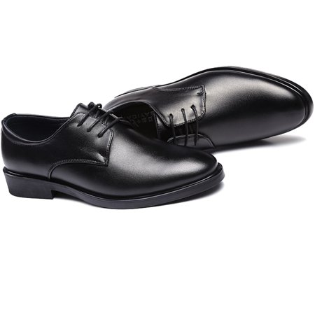 Cheap Fancy Dress Shops (Men's Classic Dress Fashion Leather European Style Oxford)