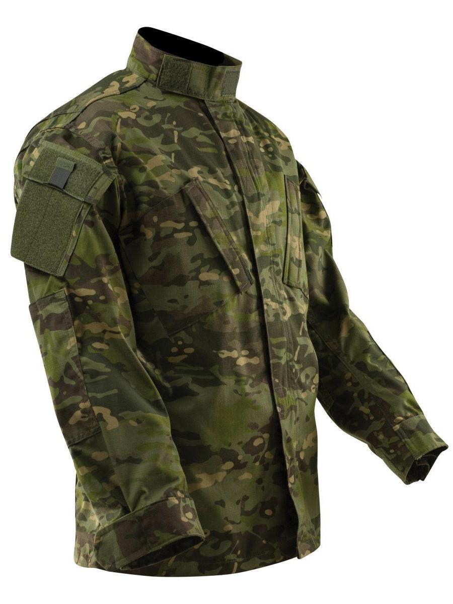 1327 Tactical Response Uniform (TRU) Shirt, MultiCam Tropic