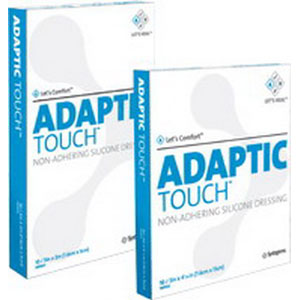 Systagenix ADAPTIC Touch Non-Adhering Dressing 3 x 4-1/4