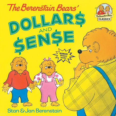 The Berenstain Bears' Dollars and Sense (Paperback) (Six Functions Of A Dollar)