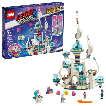 LEGO Movie Queen Watevra's 'So-Not-Evil' Space Pala 70838