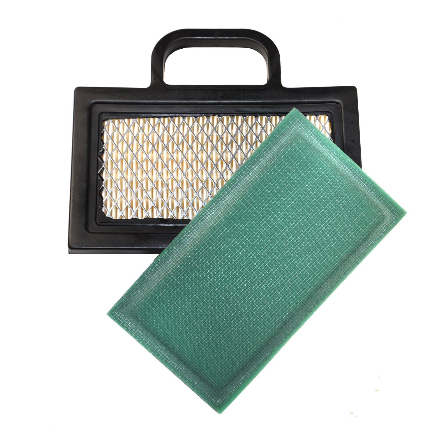 # 33926 4-Pack HQRP Air Filter Kit for Craftsman GT5000 GT3000 DYS4500 YS4500