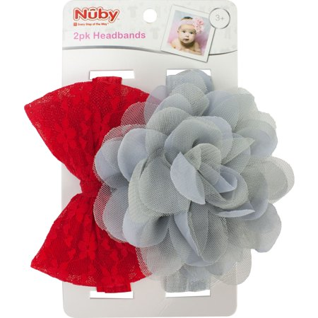 Best Brands Nuby Head Band Set-