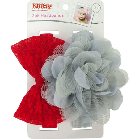 Best Brands Nuby Head Band Set-