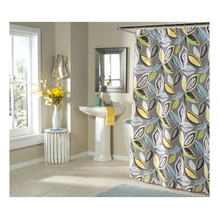 MStyle Leaf Dance Shower Curtain