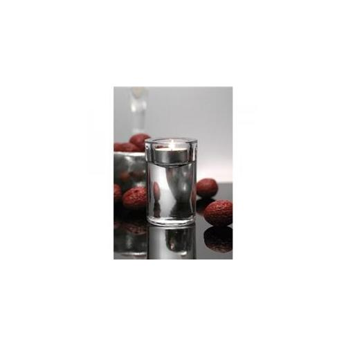 "4"" Oslo Non-Leaded Crystal Votive Tea Light Candle Holder"