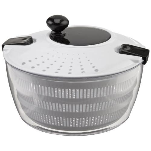 Cookpro 605 Salad Spinner 4.5qt With Locking Straining
