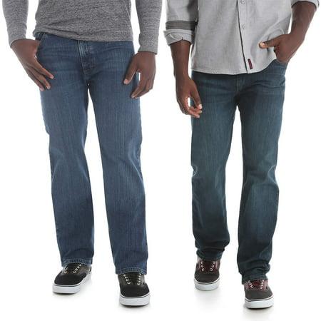 Big Star Jeans Clearance (Wrangler Big Mens 5 Star Regular Fit Jean with Flex)