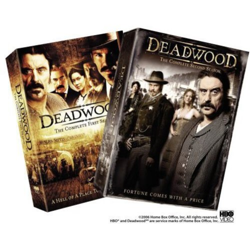Deadwood: The Complete Seasons 1 & 2 (Widescreen)