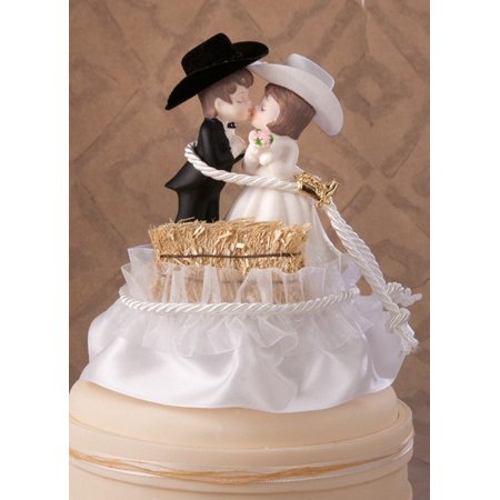 Beverly Clark Western Hay Bale Cake Top
