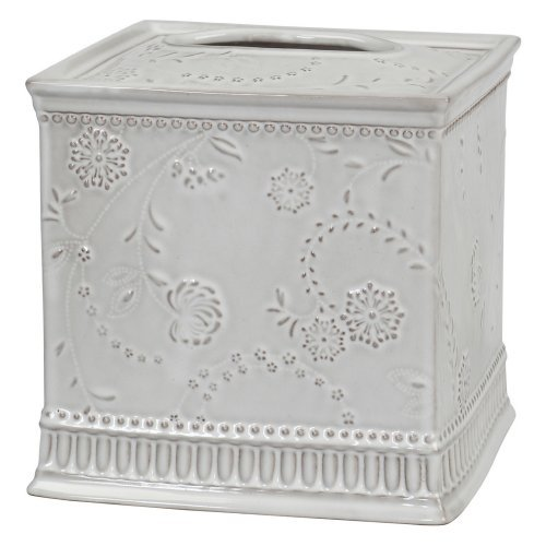 Eyelet Boutique Tissue Holder by Creative Bath Products