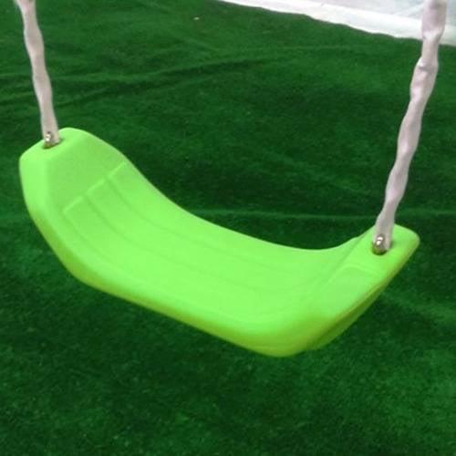 Flexible Flyer Parakeet Green Kid Comfort Swing Assembly