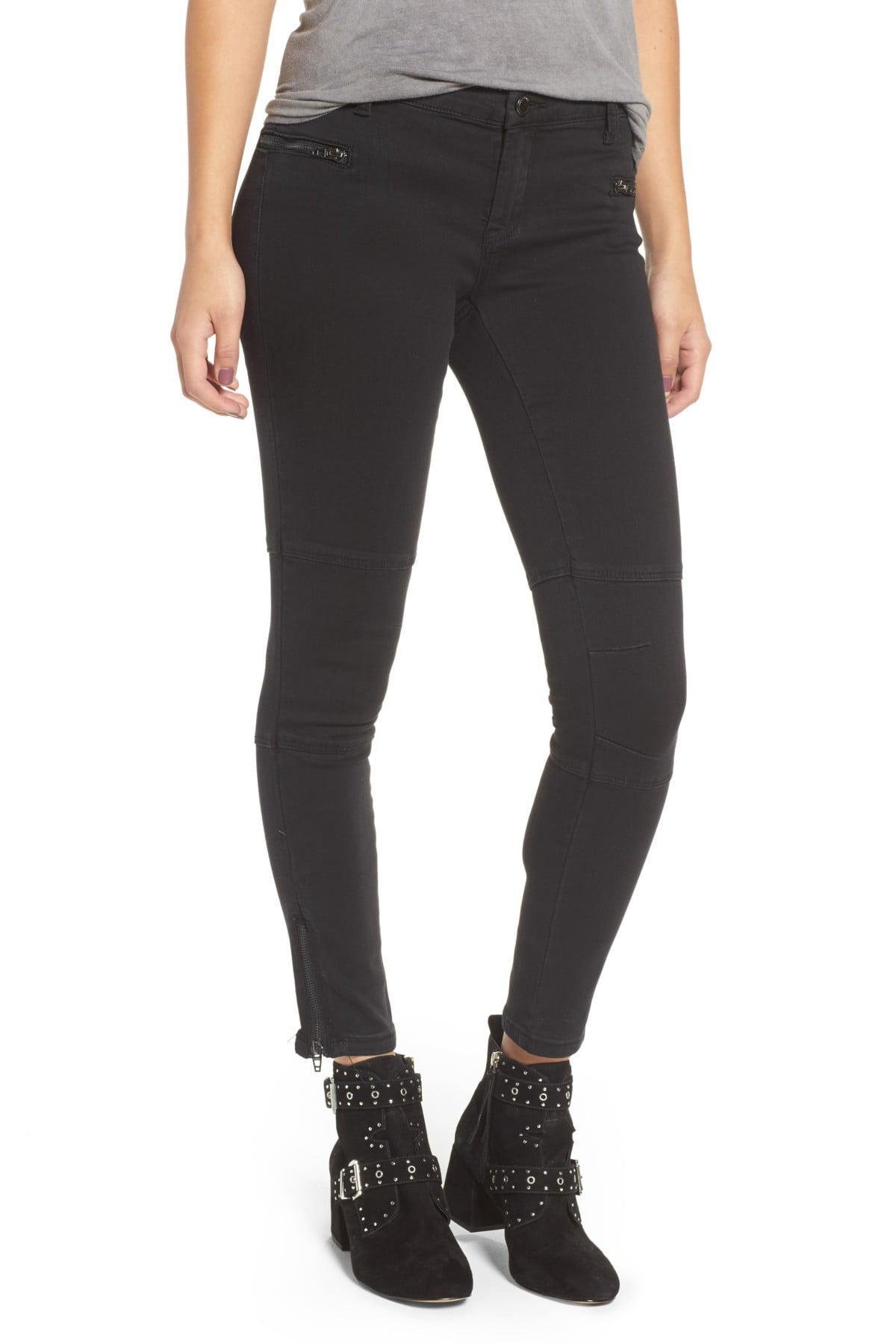 New With Tags M/&S Ladies Size 28 Reg Black Super Skinny Jeans W44 to 52 X 28L